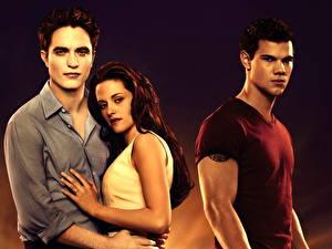 Pictures The Twilight Saga Breaking Dawn The Twilight Saga Robert Pattinson Kristen Stewart Taylor Lautner film