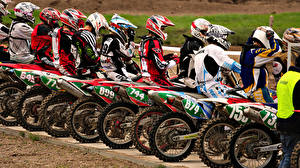 Fotos & Bilder Motocross Sport Motorrad fotos
