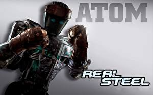 Picture Real Steel Movies