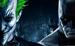 Fotos & Bilder Batman Comic-Helden Joker Held Batman Held Spiele fotos