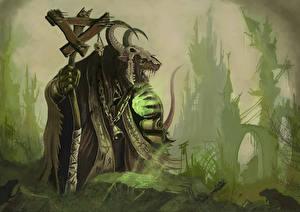 Bilder Warhammer 40000 Schamane Spiele
