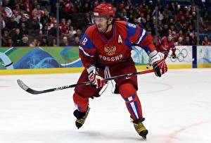 Wallpaper Hockey Alex Ovechkin