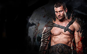 Wallpaper Spartacus: Blood and Sand