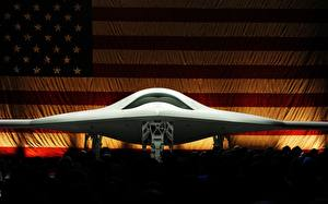 Hintergrundbilder UAV Boeing Boeing, phantom x45