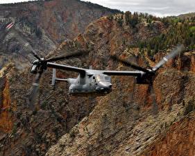 Fotos Wandelflugzeug V-22 Osprey