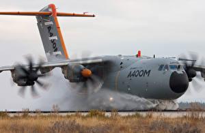 Fotos Flugzeuge Transportflugzeuge A400M Luftfahrt
