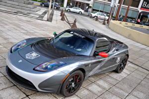 Bilder Tesla Motors Roadster Tesla Roadster