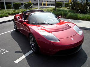 Fotos Tesla Motors Roadster Tesla Roadster