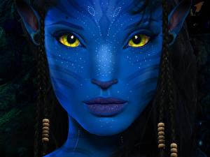Wallpaper Avatar Movies