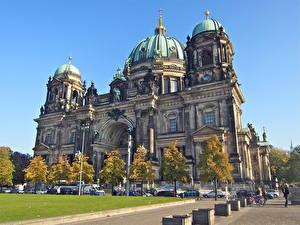 Fotos Tempel Deutschland Berlin Kuppel Domkiirche zu Berlin Städte