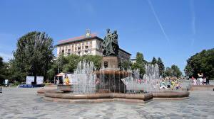 Fotos Springbrunnen