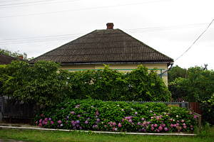 Bilder Gebäude Ukraine Transkarpatien  Städte