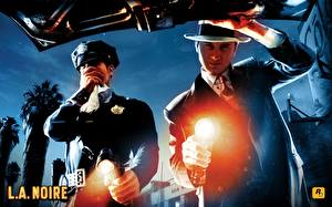 Tapety na pulpit L.A. Noire Gry_wideo
