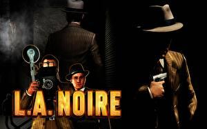 Tapety na pulpit L.A. Noire