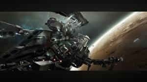 Wallpapers Technics Fantasy Ships Fantasy Space