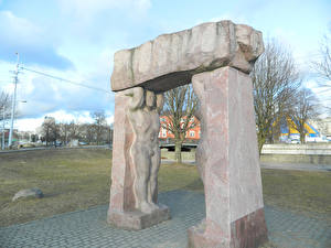 Fotos Denkmal Kaliningrad Städte