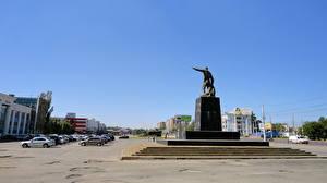 Fotos Denkmal Wolgograd  Städte