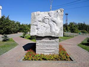 Bilder Denkmal Wolgograd  Städte
