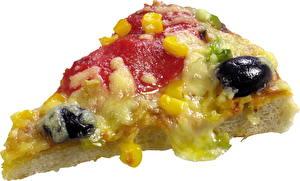 Hintergrundbilder Pizza Stücke Lebensmittel