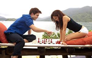 Picture The Twilight Saga Robert Pattinson Kristen Stewart film