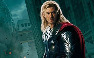 Bilder Marvel's The Avengers 2012 Chris Hemsworth Thor Held Film