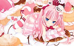 Tapety na pulpit Catgirl Dziewczyny