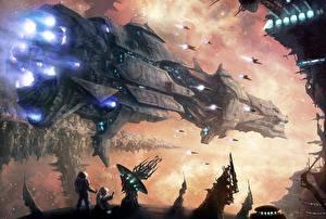 Images Technics Fantasy Ships Starship Fantasy Space