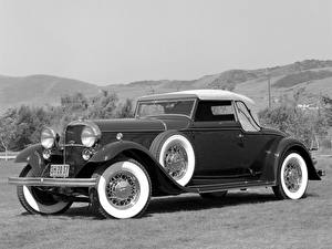 Bilder Lincoln Roadster KB Convertible Roadster 1932
