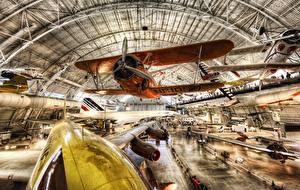 Bilder Flugzeuge Retro