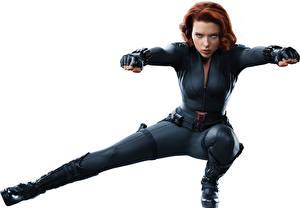 Tapety na pulpit Avengers (film 2012) Scarlett Johansson BLACK WIDOW film