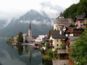 Bilder Österreich Hallstatt Städte