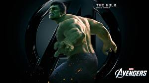 Tapety na pulpit Avengers (film 2012) Hulk superbohater