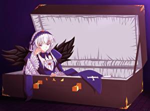 Hintergrundbilder Rozen Maiden Anime