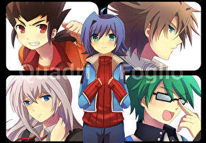 Pictures Cardfight Vanguard Young Man