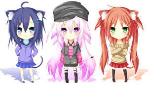 Fotos Neko Girls Mädchens