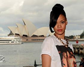 Wallpaper Rihanna Celebrities Girls