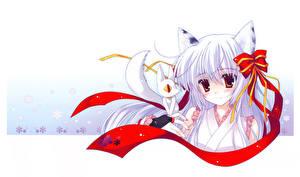 Fotos Kitsune Mädchens