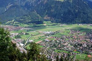 Bilder Schweiz Kleine Städte Bern Berna Oberlando