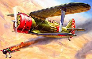 Hintergrundbilder Flugzeuge Gezeichnet Antik  Luftfahrt