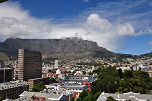 Hintergrundbilder Haus Afrika Südafrika  Städte