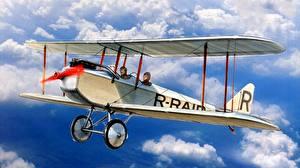 Bilder Flugzeuge Gezeichnet Antik