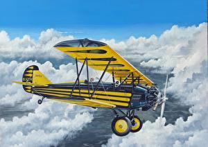 Bilder Flugzeuge Gezeichnet Antik Travelaire