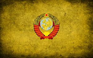 Hintergrundbilder Герб Sowjetunion