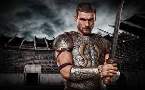 Wallpapers Spartacus: Blood and Sand
