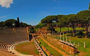 Fotos Ruinen Italien