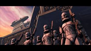 Pictures Star Wars - Movies Star Wars: Episode II Clone trooper film