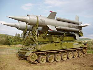 Hintergrundbilder Raketenwerfer Rakete  Heer