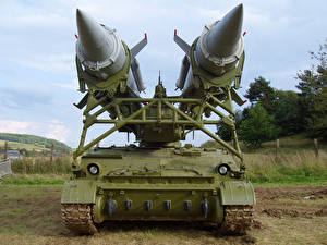 Fotos Raketenwerfer Rakete  Heer