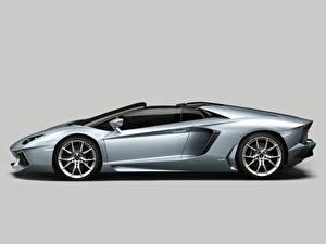 Hintergrundbilder Lamborghini Luxus Roadster Aventador Roadster