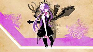 Pictures Vector Graphics Anime Girls Girls